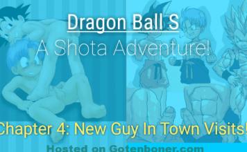 Dragon Ball S - Chapter 4