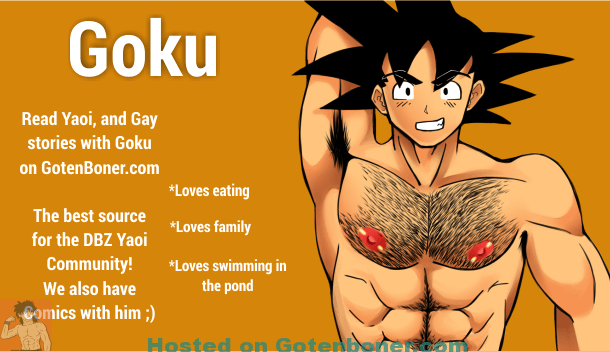 Goku Yaoi Category