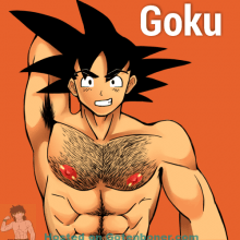 Dragon ball z porn gay goku