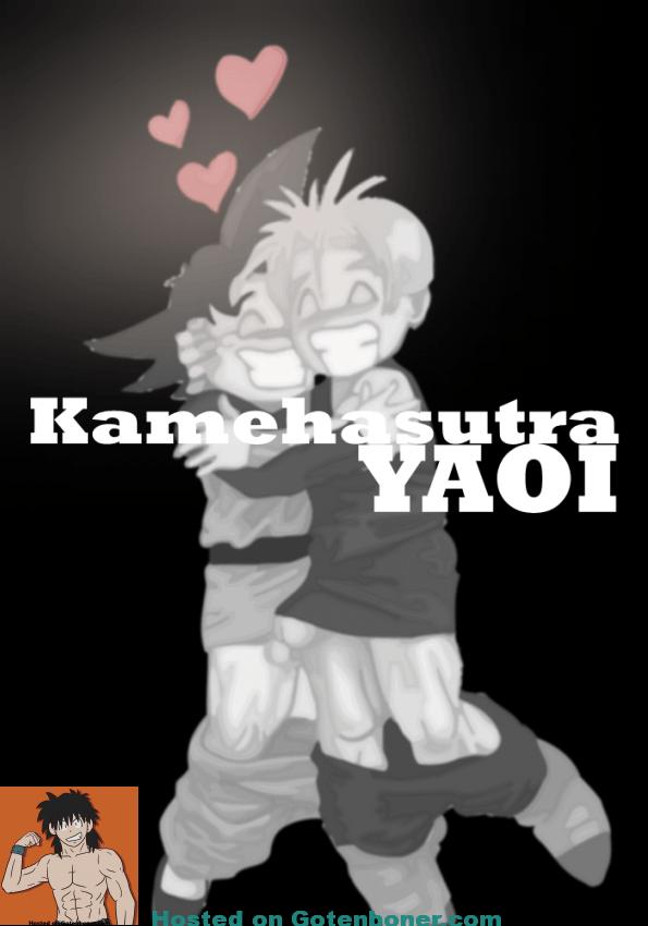 Kamehasutra Yaoi Page 00
