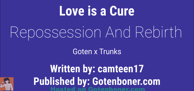 Repossession And Rebirth - Love is a Cure