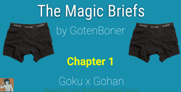 The Magic Briefs by GotenBoner