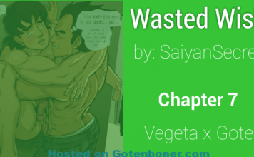 Wasted Wish Chapter 7