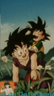 Teen Gohan and Goten